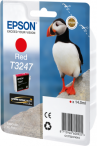 Epson tusz Red T3247, C13T32474010
