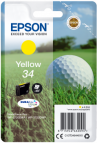 Epson tusz Yellow 34, C13T34644010