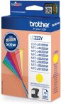 Brother tusz Yellow LC-223Y, LC223Y