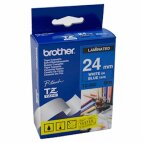 Brother etykiety 24 mm. x 8 m. TZ-555, TZ555, TZE-555, TZE555