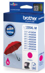 Brother tusz Magenta LC225XLM