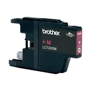 Brother tusz Magenta LC1240M
