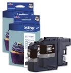 Brother 2 x tusz Black LC123BKBP2, LC-123BKBP2