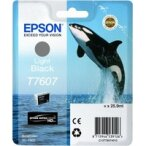 Epson tusz Light Black T7607, C13T76074010