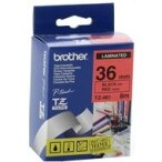 Brother etykiety 36 mm. x 8 m. TZ-461, TZ461, TZE-461, TZE461