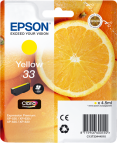 Epson tusz Yellow 33, C13T33444012