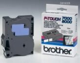 Brother etykiety TX-155