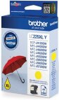 Brother tusz Yellow LC-225XLY, LC225XLY