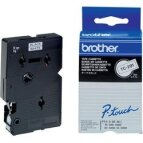 Brother etykiety 9 mm. x 7,7 m. TC-291, TC291