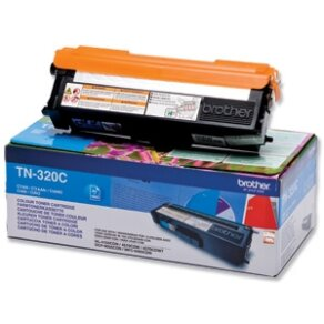 Brother toner Cyan TN-320C, TN320C