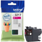 Brother tusz Magenta LC3217M