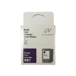 Rimage tusz Black RB1, Q2379A, 203340-001