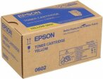 Epson toner Yellow 0602, C13S050602