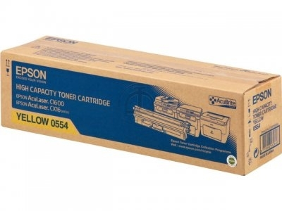 Epson toner Yellow 0554, C13S050554