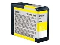 Epson tusz Yellow T5804, T580400, C13T580400